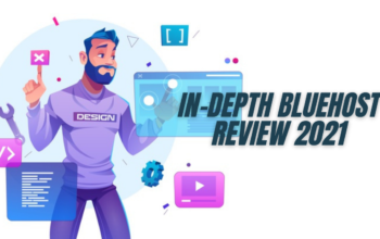 bluhost review 2021